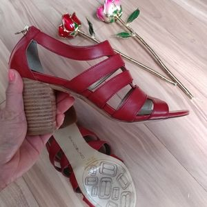 Bandolino strappy high heel sandal